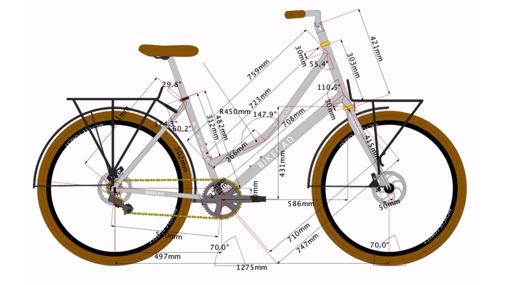 HANDMADE TITANIUM BICYCLES